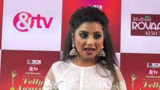 Video Doli Armaano Ki Actress Neha Marda Looking Pretty At Indian Telly Awards 2015 download MP3, 3GP, MP4, WEBM, AVI, FLV Agustus 2018