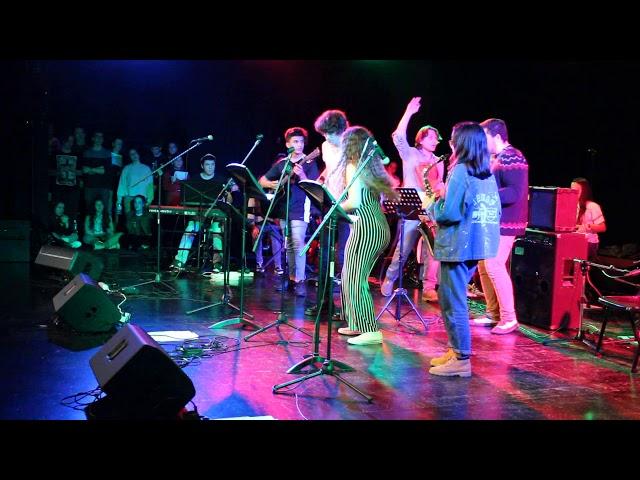 Campus Rock Manacor 2019 - Concert al TEATRE DE MANACOR