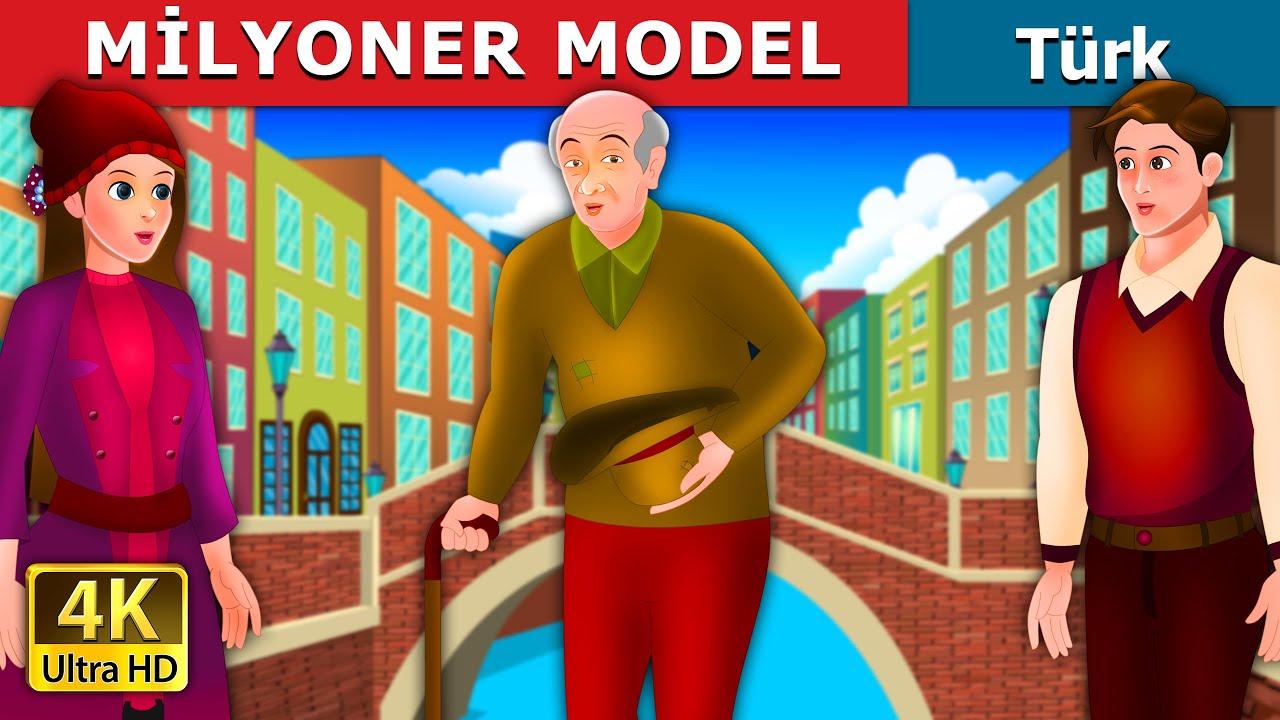 MİLYONER MODEL | Model Millionaire Story | Türkçe peri masallar