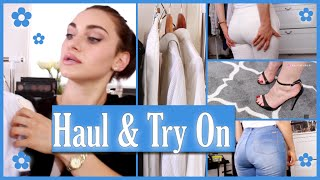 Clothing Haul / Try On Video - ASOS, Lovisa, Portmans, Wanted shoes | RubyGolani Thumbnail