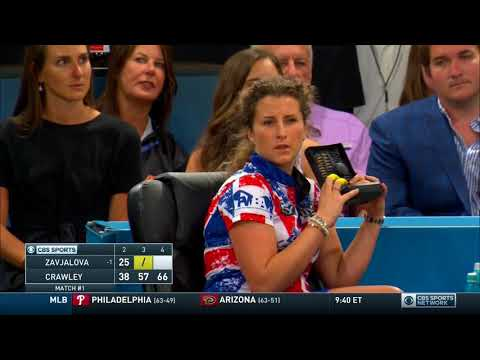 PWBA Bowling St Petersburg Clearwater Open 08 04 2018 (HD)