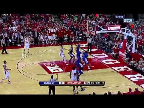 Boise State Broncos vs Wisconsin Badgers