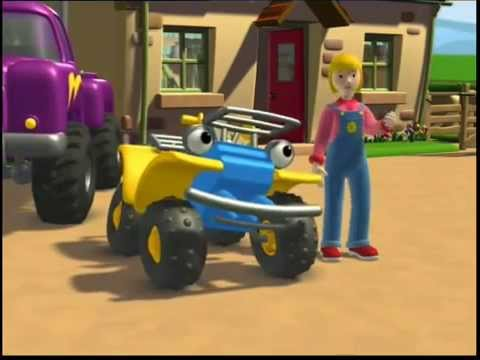 Tracteur tom les canards sauvages 2013 cartoon youtube - Tracteur tom tracteur tom ...