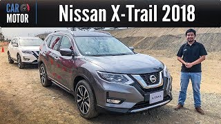 Nissan X-Trail 2018 - Renovado diseño y más tecnología