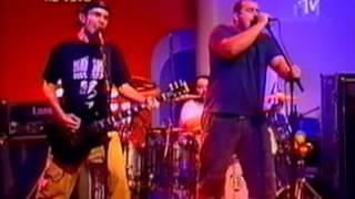 Raimundos - 05 puteiro em joao pessoa (ao vivo MTV Supernova 2001)