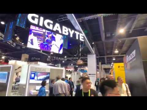 CES 2019 Booth Highlights