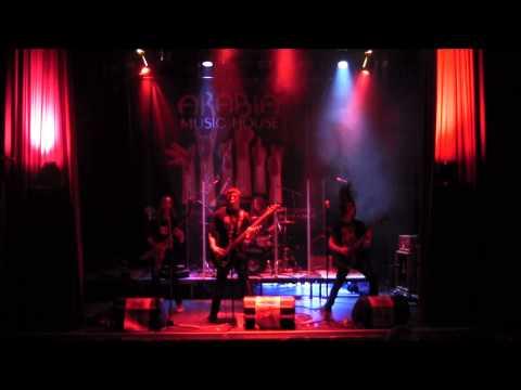 Dark Prayer Live@ Arabian Music&Action House, Helsinki 26.11.2014 - Paskin dokkari ikinä