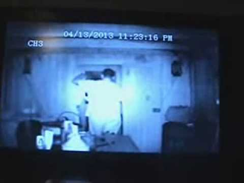 SEEKERS PARANORMAL SOCIETY Investigation of the Brooksville Train Depot 4/13/2013
