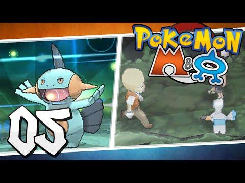 Pokémon Omega Ruby and Alpha Sapphire - Episode 5 | Peeko and the Shiny Beldum!