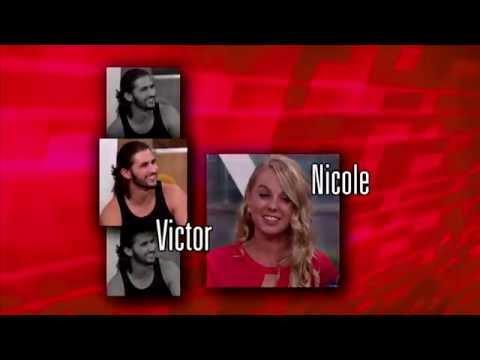 Big Brother 18  Retro Intro Full Cast