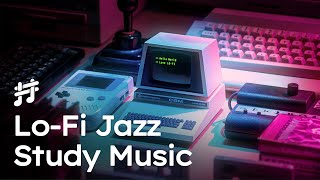 Lofi Jazz Study Music - Calm & Chill Background Jazz Music for Work, Study, Focus, Coding, Reading