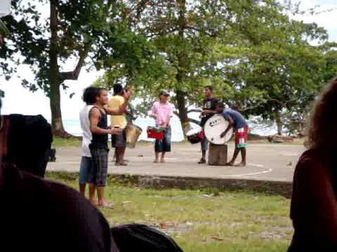 Costa Rica - More Percussion