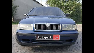 Автопарк Skoda Octavia Tour 2000 года (код товара 23009)