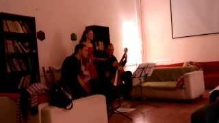 """Трио """"Интересный вопрос"""" (ИВ) - Тёплые коты (Fler cover)"""