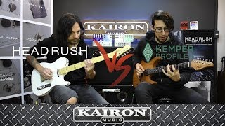 Baixar Kairon Music TV - Headrush vs Kemper - Programa #29