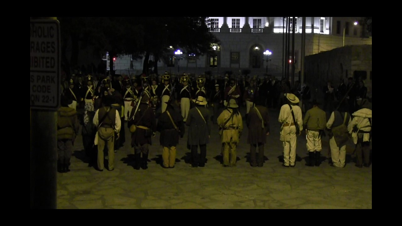 Download DAWN CEREMONY AT THE ALAMO  March 2016