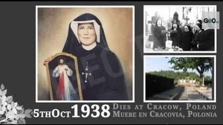 Divine Mercy, Life and Places of St  Faustina Kowalska [IGEO TV]