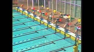 1980 Olympic Women's 100 m breaststroke final