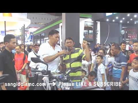 "Sang Idola MC ""All Event MC"" - ""KTM Jakarta Fair 2017"" [Perform 8] [GAMES 1]"