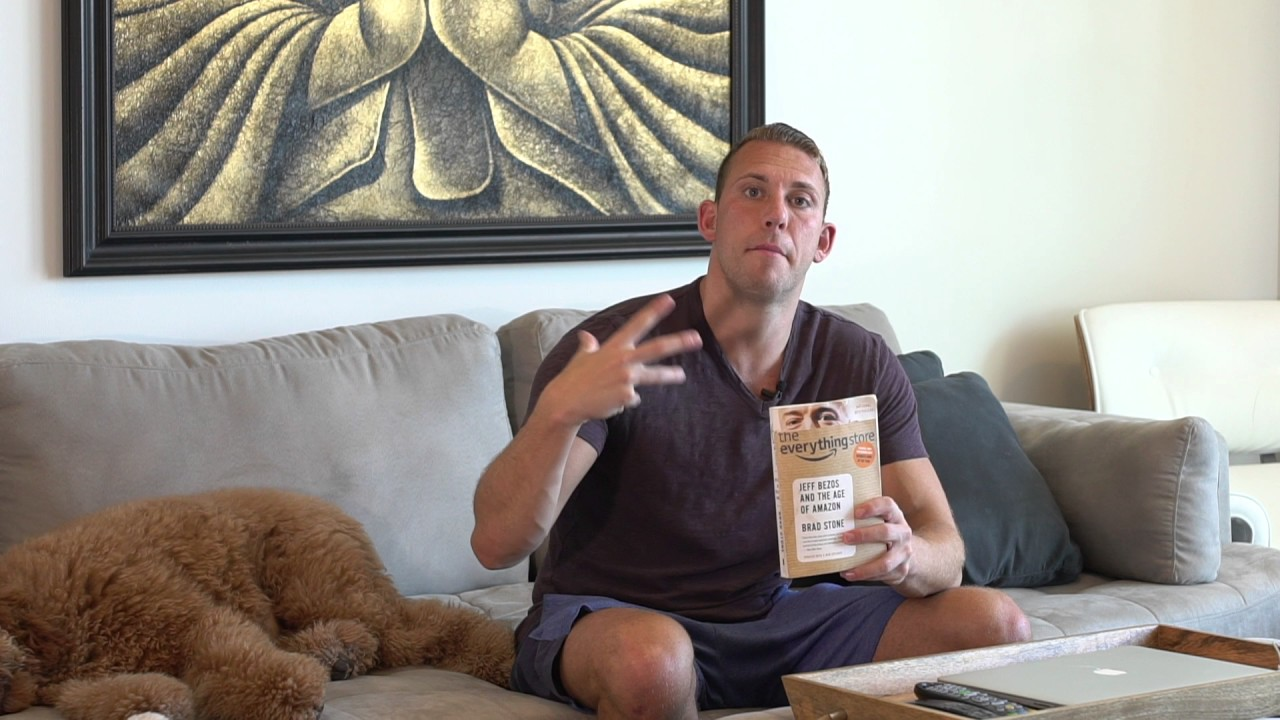 The Everything Store Honest Book Review Amazon Jeff Bezos
