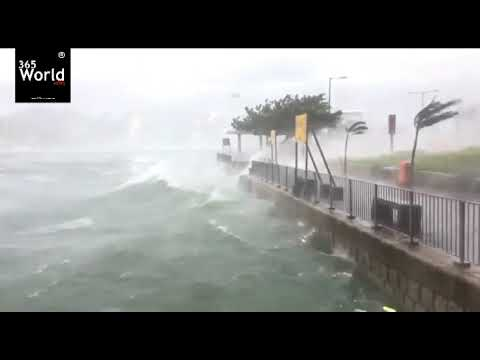 Fastest Storm In Hong Kong Ever Happened Today | 365 World N