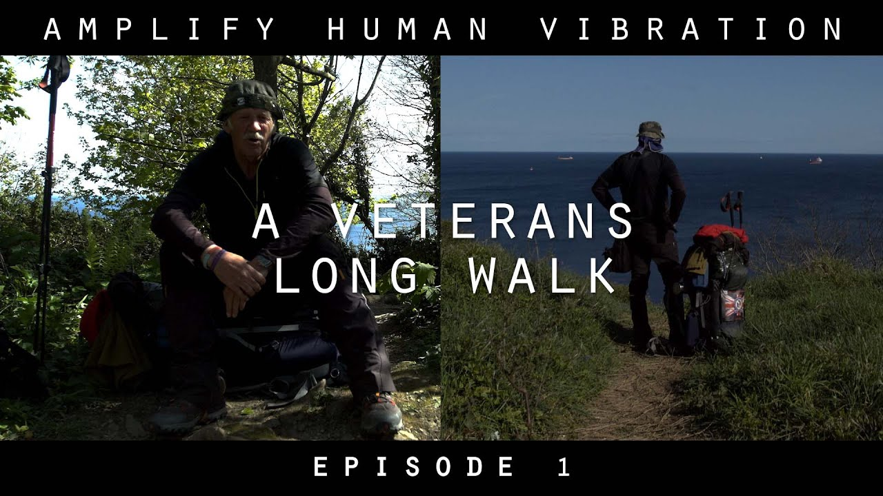 Nordic Giants - Amplify Human Vibration - Ep 1. A Veterans Long Walk