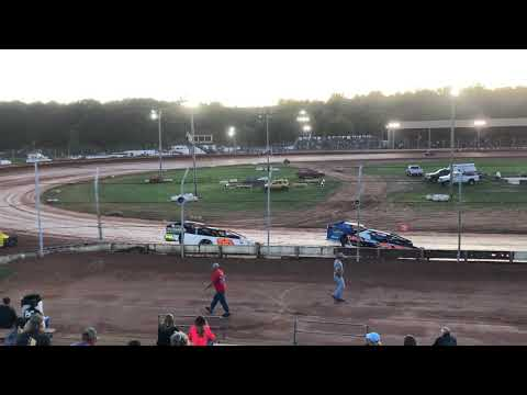 rush modified heat 3 8-24-19 sharon speedway