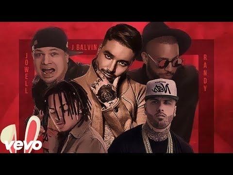 J. Balvin, Jowell & Randy . Nicky Jam , Ozuna - Bonita REMIX ( Video Official )