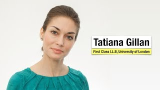 The First Class | Tatiana Gillan