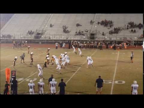 Micah C Rodriguez 8th Grade Football Highlights