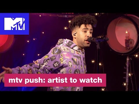 "Kyle Performs ""iSpy""  Push: Artist to Watch  MTV"