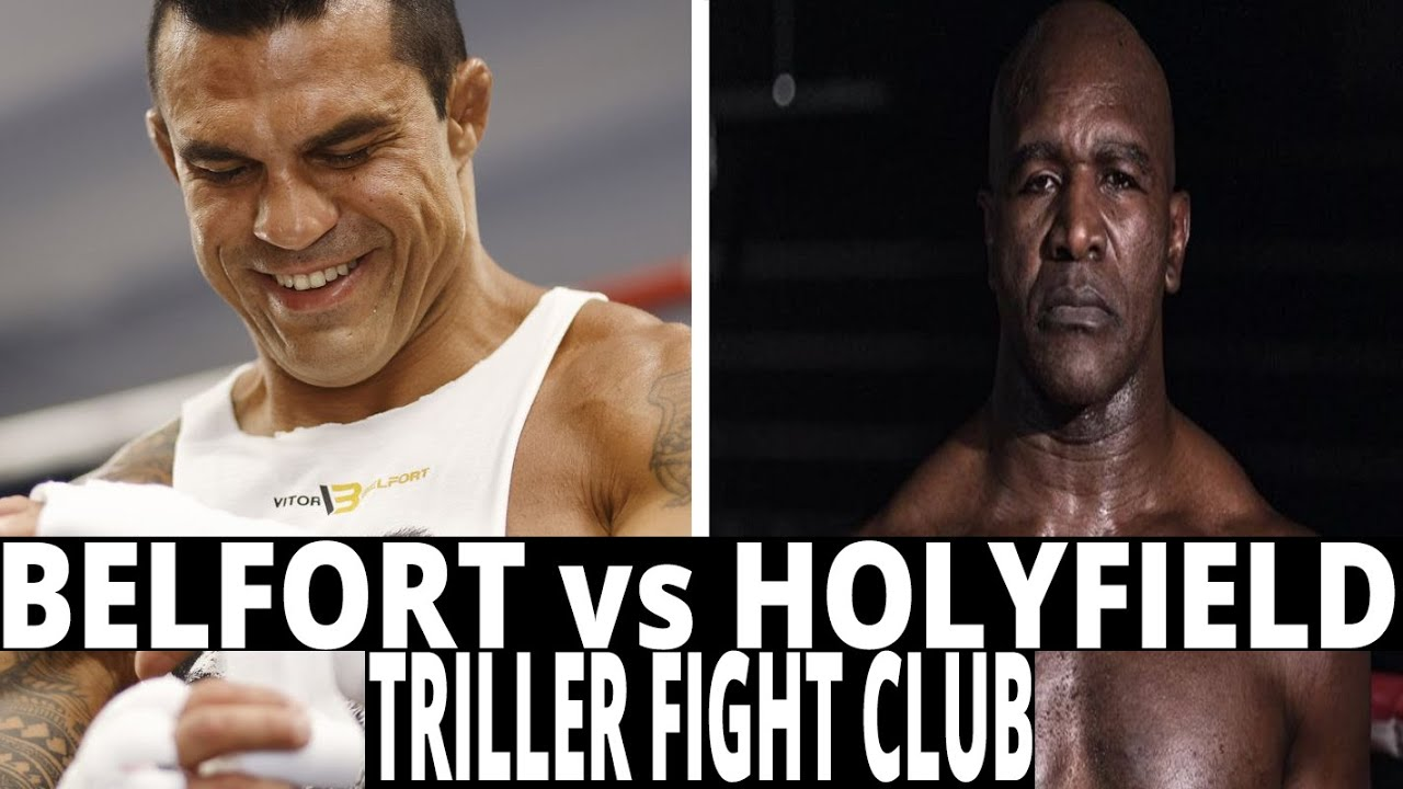 Evander Holyfield vs. Vitor Belfort odds, picks, predictions: Boxing ...