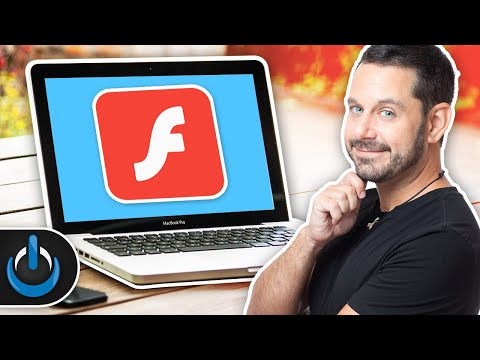 How To Update Flash On A Mac ⚡️