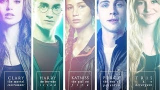 Instruments of a Hunger and Divergent Percy Potter - 5 Movies, 1 Trailer