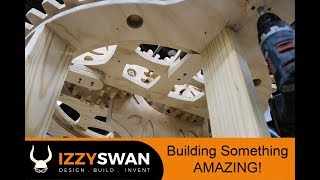 Truly Amazing Wooden Robot Build | Woodworking Project
