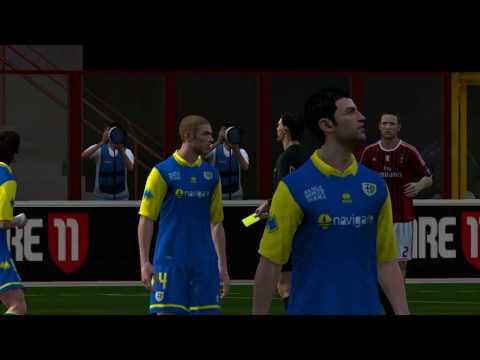 AC Milan   Parma  EA Sports