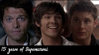 15 Years of Supernatural: All That's Changed & All That's Stayed the Same