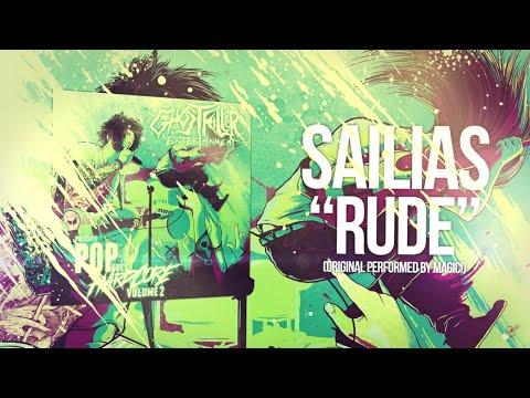 "MAGIC! - Rude [Band: Sailias] (Punk Goes Pop Style Cover) ""Post-Hardcore"""