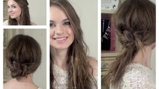 Easy Nicole Richie Inspired Hairstyles - Fall Hair Look Book