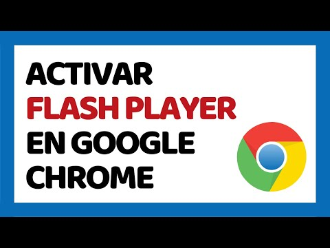 Cómo Activar Adobe Flash Player En Google Chrome 2019 (Windows 7, 8 Y 10) (Agosto 2019)