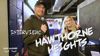 Interview With Hawthorne Heights - Dependency-Free Way Of Life, Skylark & Valentine's Day