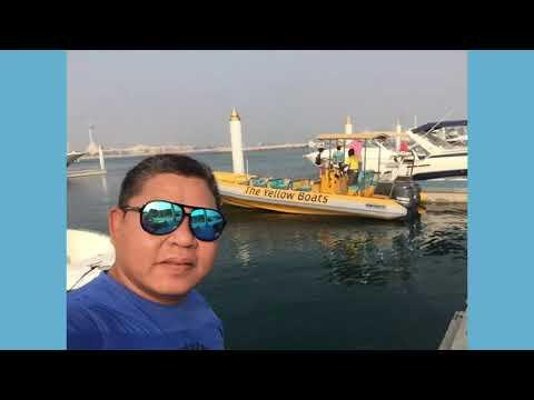 Yellow Boat Ride / Abu Dhabi / 2018