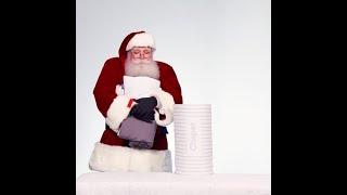 Santa Loves Our New Casper Sleep Suite