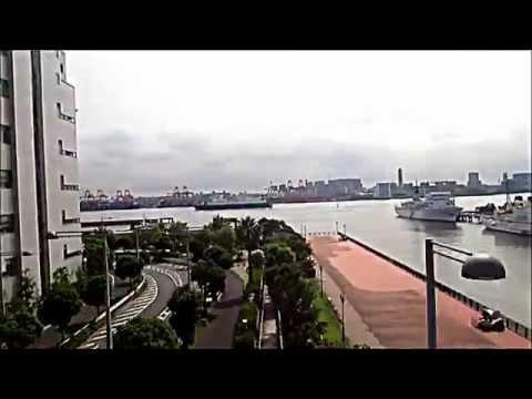 ゆりかもめU09テレコムセンター~U08船の科学館