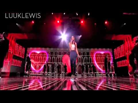 Leona Lewis - Red or Black - Collide