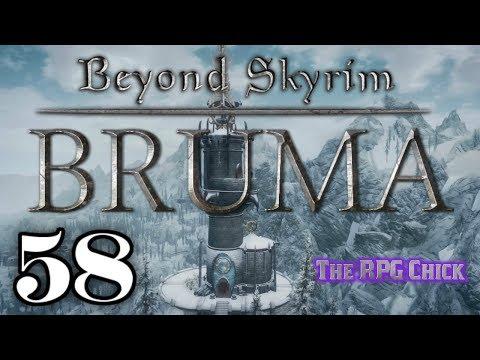 Let's Play Beyond Skyrim: Bruma (Blind), Part 58: Creek, Retreat & Camp