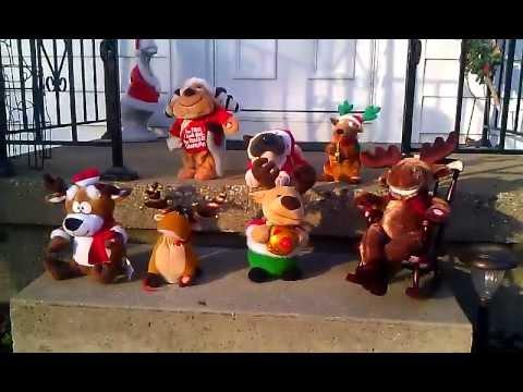 Buzzy's Musical Reindeer