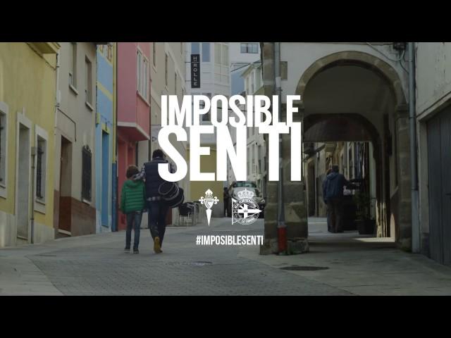Campaña de Abanca para el derbi Deportivo - Celta