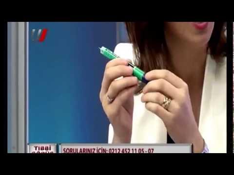 Prof. Dr. Ahmet AKGÜL - Diyabet Şeker İnsülin -  İnsülin Kalemleri Nasıl Kullanılır ?