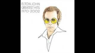 """I'm Still Standing"" by ""Elton John"""